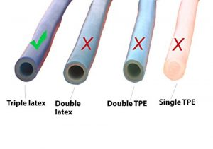 Materiaal flexibele tuinslang